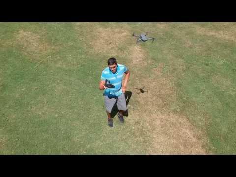 Dji Spark Simple Tip flying102° Summer Weather