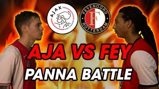 AJAX VS FEYENOORD PANNA BATTLE - PANNA PRO LEAGUE