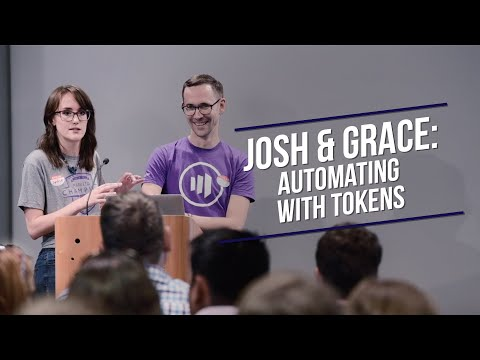 Automating with Tokens