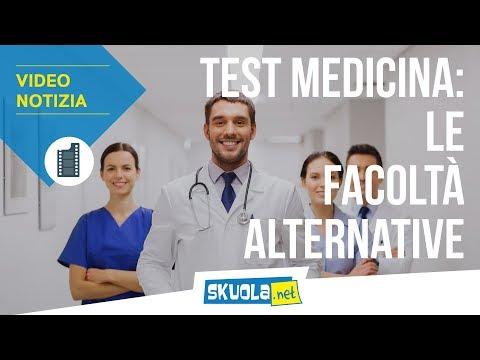 Test Medicina: le facoltà alternative con esami in comune
