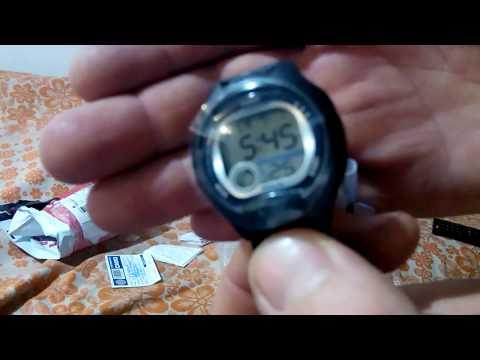 Жіночий годинник CASIO LW-200-1BVEF