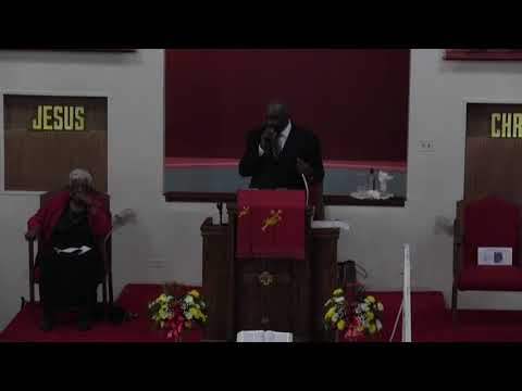 October 15 2017: Ministry For the Moments - Minister Caura Livingston