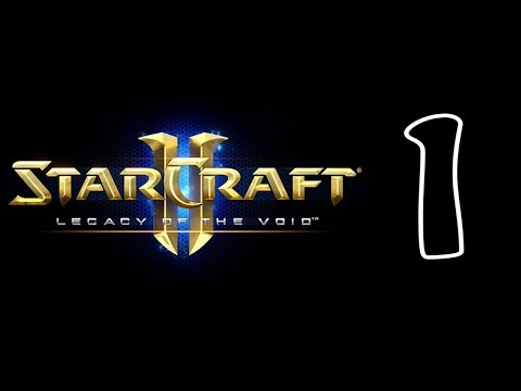 Кампания StarCraft 2 Legacy of the Void