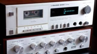 Советская аудиотехника Яуза, Бриг, Радиотехника S90