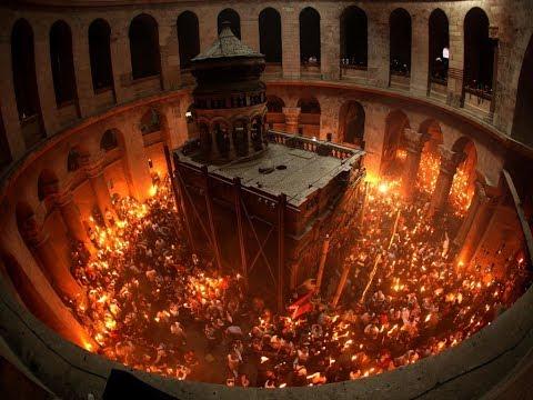Holy Fire Jerusalem 2016