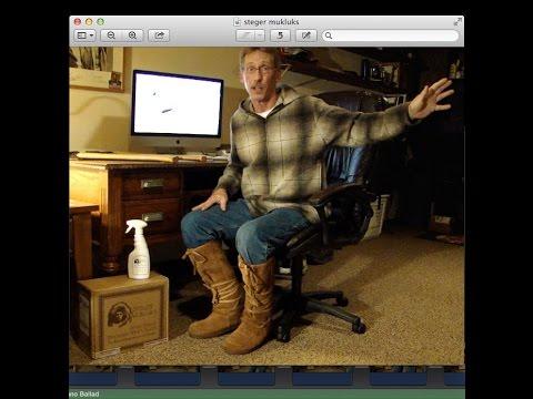 Warmest Boot In The World: Steger Mukluks