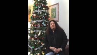 TESTAMENT - 12 Days 'Til Christmas (CHUCK BILLY on EARLY FAMILY TRADITIONS)