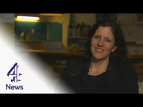 Extra interview footage: Laura Poitras on Snowden | Channel 4 News