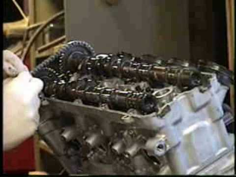 Gsxr1000 Engine Rebuild-7 - YouTube