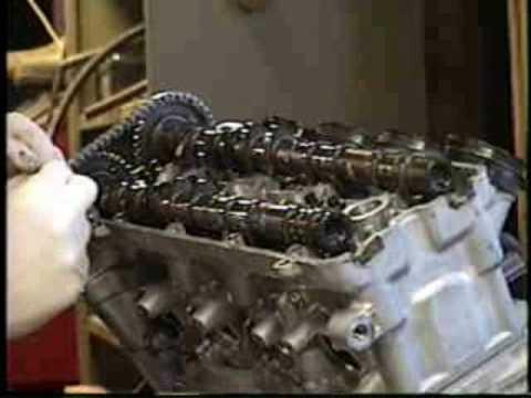 Gsxr Engine Rebuild 7