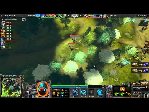 This video is public. JoY vs Paradise (Jeto Cup 2013 Group Stage)