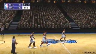 Revisiting: NBA Inside Drive 2002 (XBOX Gameplay Video)