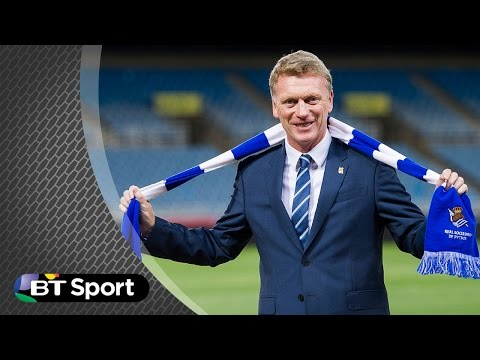 David Moyes: Life at La Real | BT Sport