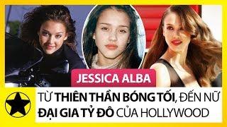 """Jessica Alba – Từ """"Thiên Thần Bóng Tối"""", Đến """"Nữ Đại Gia Tỷ Đô"""" Của Hollywood"""