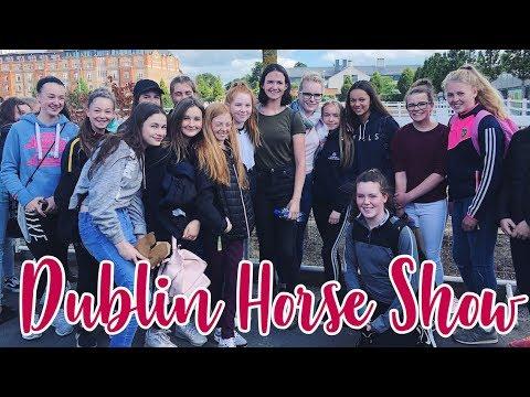 DUBLIN HORSE SHOW 2018