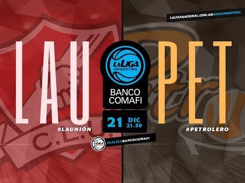 #LaLigaArgentinaBancoComafi | 21.12.2018 La Unión vs. Petrolero