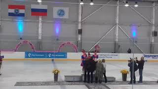 """Награждение команды """"Эдельвейс"""" за 1 место! 26.03.2018"""