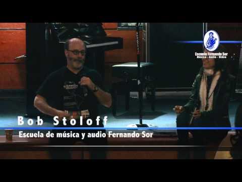 Taller de SCAT con Bob Stoloff - Escuela Fernando Sor