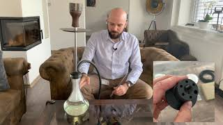 Review Sessions - Test Vodní Dýmky Honey Sigh - Stick