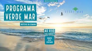 Ciclones no sul, pinguins na praia e mais notícias da semana - VERDE MAR AO VIVO #35