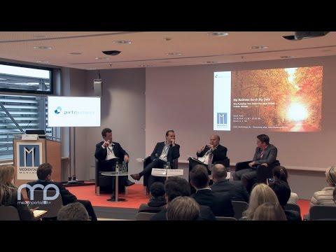 Panel: Big Business durch Big Data - Wie Publisher ihre Daten für neue Erlöse nutzen können