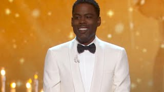 Chris Rock's CONTROVERSIAL Oscars Monologue | What's Trending Now