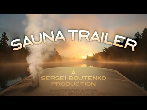 Sauna Trailer: From Rusty Horse Trailer to Mobile Banya (Video Diary)