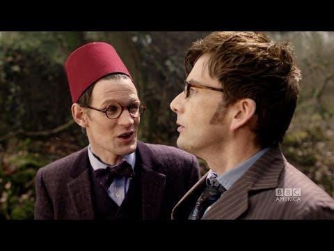 DOCTOR WHO 50th Anniversary Trailer: The Day of The Doctor - Sat Nov 23 on BBC AMERICA