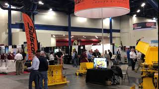 Video still for A View of the Salsco, Inc. Booth at World of Asphalt 2018
