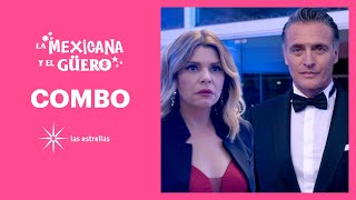 La Mexicana y el Güero: ¡Tyler sorprende a toda su familia mexicana! | C-112 | Las Estrellas