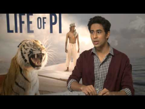 Interview with Life Of Pi star Suraj Sharma - YouTube