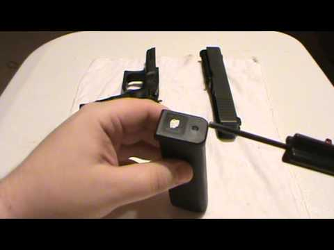 Glock magazine disassembly and reassembly