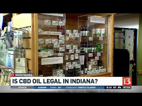 Is CBD Oil legal in Indiana