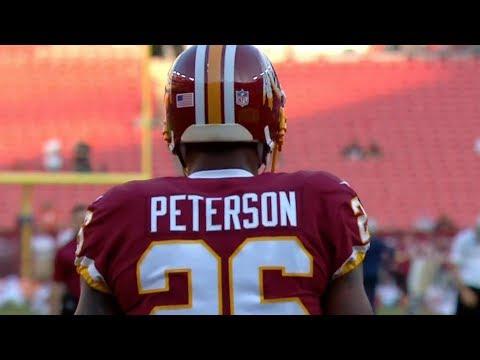 Adrian Peterson Full Redskins Debut Highlights vs. Broncos | 2018 NFL Preseason Week 3
