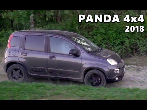 2018 fiat panda 4x4 offroad action youtube for Panda 4x4 youtube