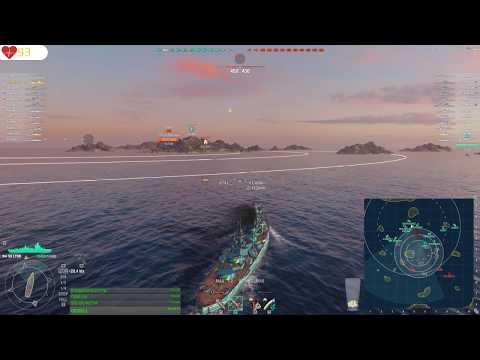 World Of Warships - Kills...Kills Everywhere I Tell Ya