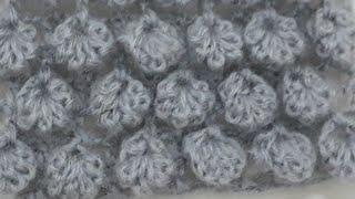 Tığ İşi Böğürtlen Hırka Modeli - Crocheted Blackberry Cardigan Model