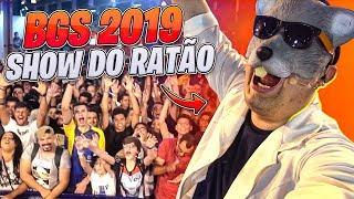 EU FIZ UM CONSTRUÇÃO DA DESTRUIÇÃO AO VIVO - BRASIL GAME SHOW 2019 Ep.03