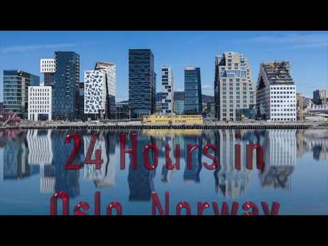 24 hours in OSLO, 🇳🇴 Norway 🇳🇴