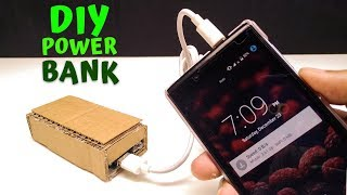 A Heavy-Duty Rechargeable Power Bank Anyone Can Make easily at home. DIY smart Power Bank