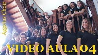 Motivação Planejamento Metas - Vídeo Aula IV - Canto Coral