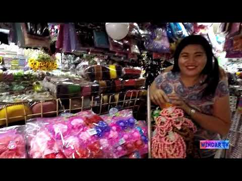 PLANAS street Tour in Divisoria Manila,Philippines