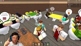 Osburgerler bİr harİka !!! / roblox restaurant tycoon bölüm 2 / roblox İzle