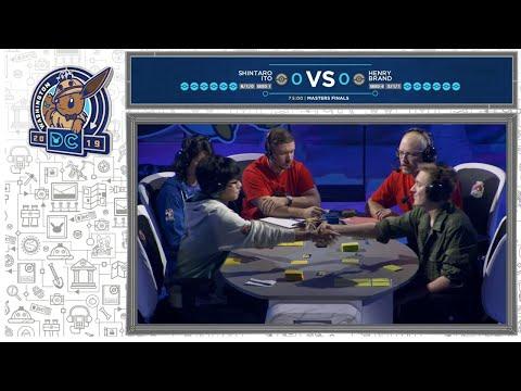 2019 Pokémon World Championships: Pokémon TCG Masters Division Finals