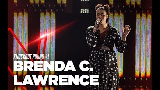 "Brenda Carolina Lawrence  ""Carte"" - Knockout - Round 1 - TVOI 2019"