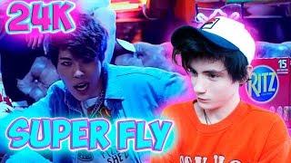 [MV] 24K(투포케이) _ Super Fly(날라리) Реакция | 1theK (원더케이) | Реакция на 24K Super Fly
