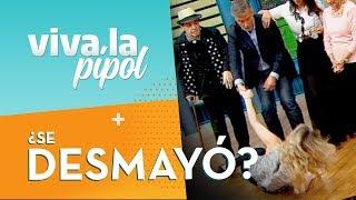 ¿Por qué se desmayó Rocío Marengo en Viva la Pipol?