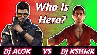 DJ Alok এর সাথে পাল্লা দিতে আসতে New Character DJ KSHMR   Dj Alok Vs DJ Kshmr   Captain Booyah