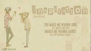 Inspiration - Zeekay with on-screen lyrics [wbexclusive]