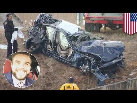 Facebook live car crash: Maserati salesman livestreams 111 mph joyride, winds up dead - TomoNews